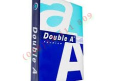 Giấy double A A4, 70 gsm