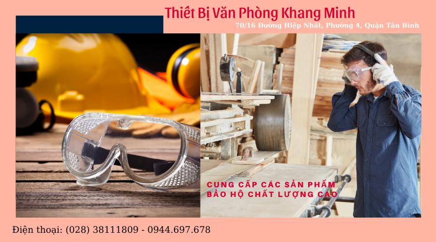kính bảo hộ giá sỉ tại Khang Minh