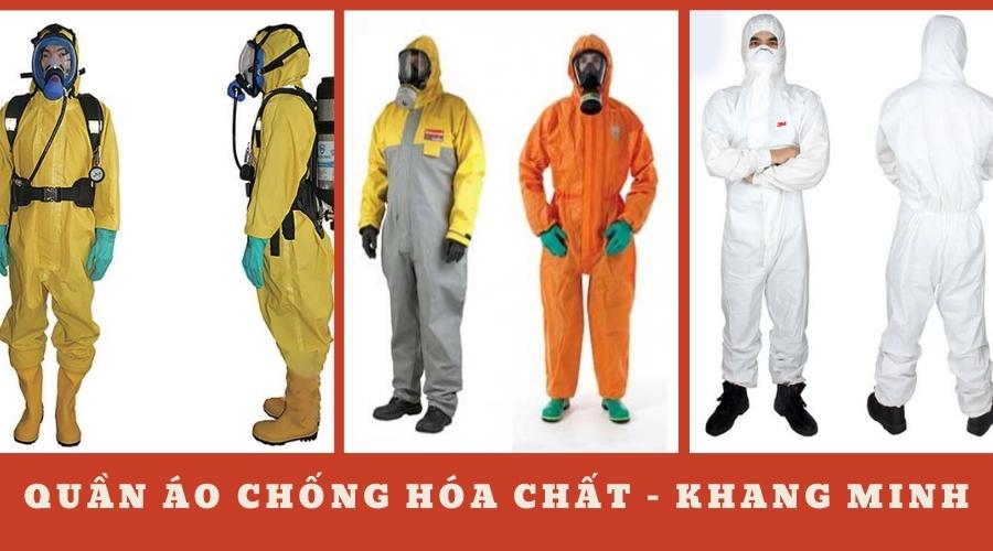 quần áo bảo hộ hóa chất