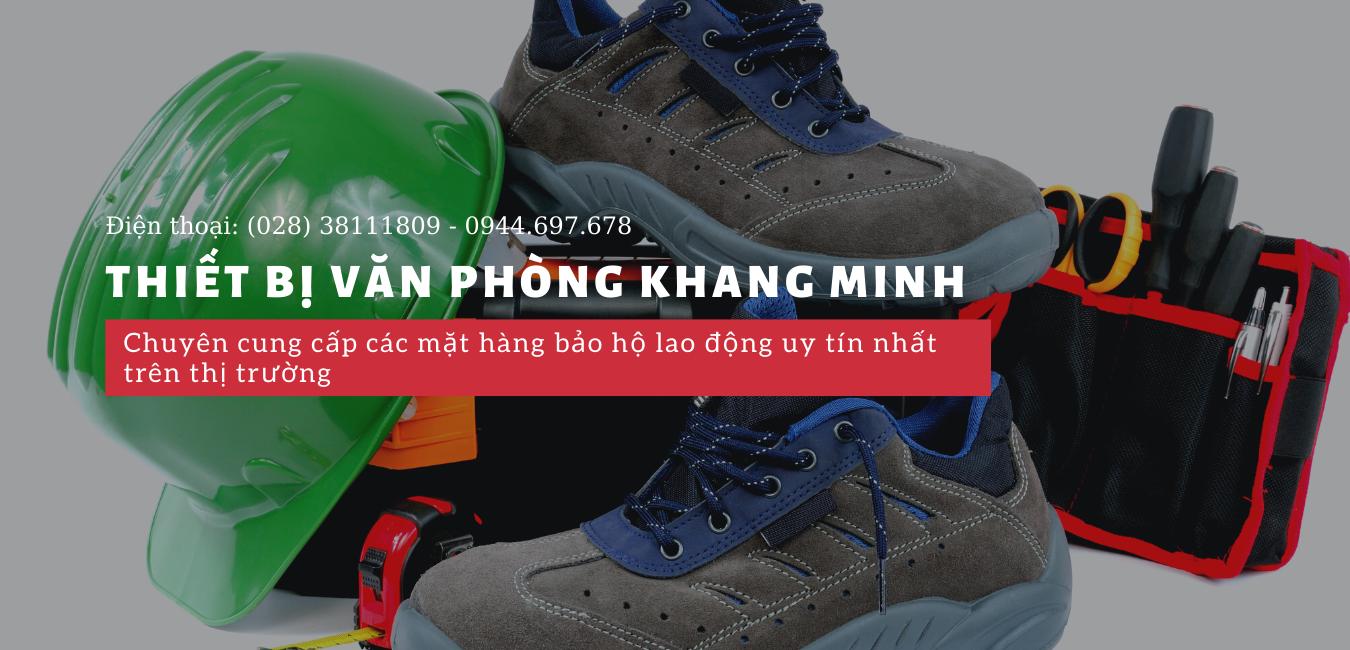 địa chỉ mua giày bảo hộ đi công trình giá rẻ chất lượng